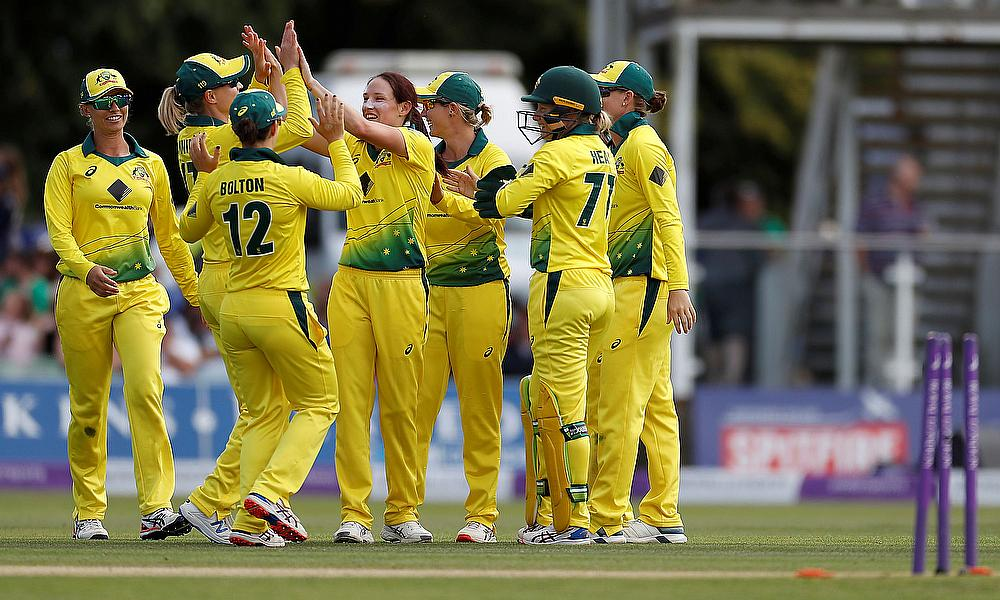 Australia opt to bat against England in 2nd semi-final