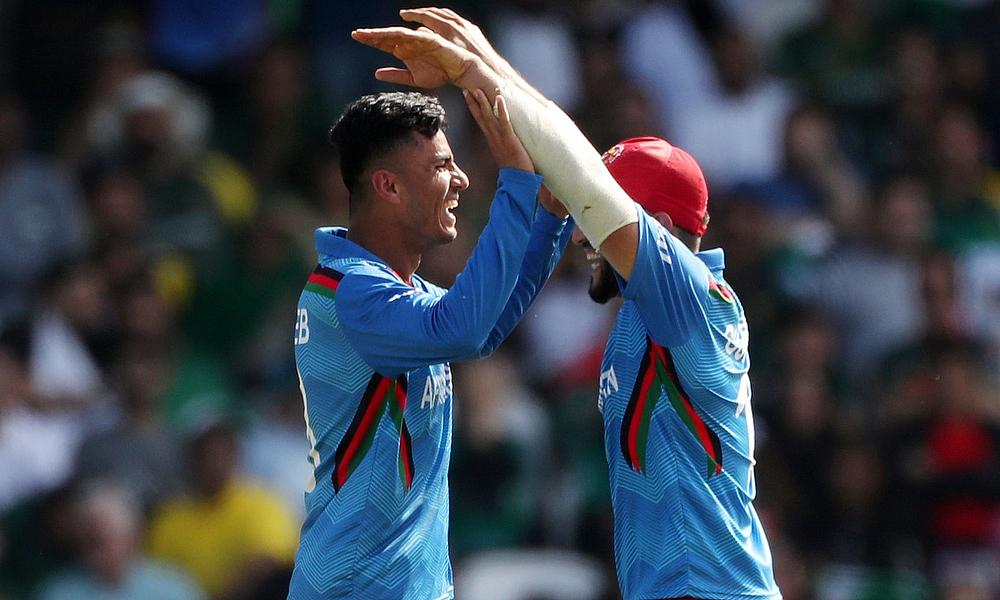Bangladesh loses to Afghanistan by 25 runs, Nabi credits team effort