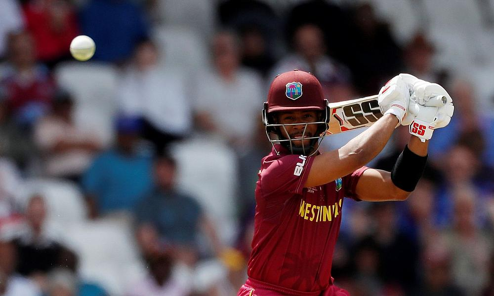 Windies beat Afghanistan by 47 runs in 2nd ODI, flies invade stadium