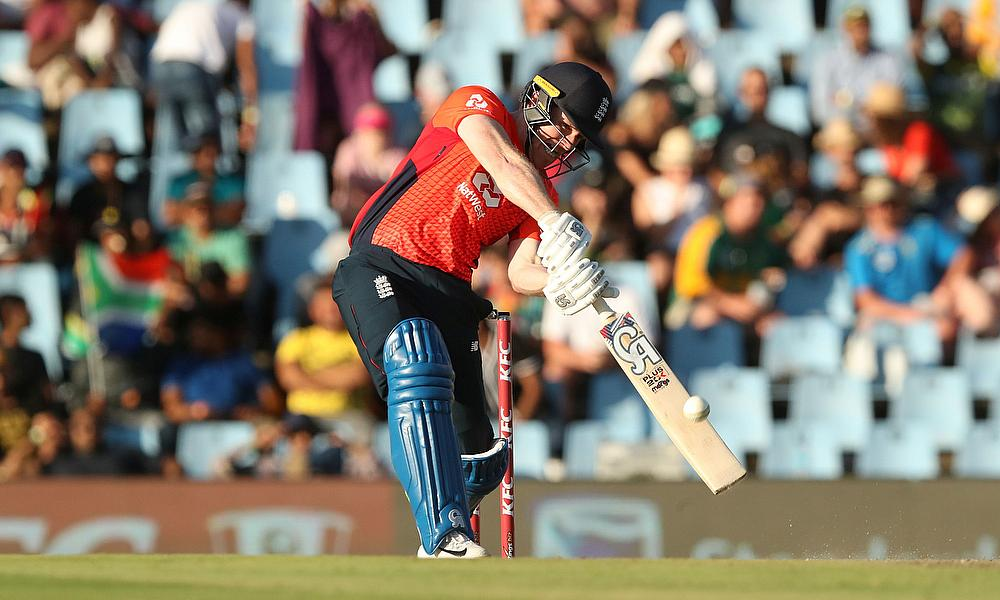 Recent Match Report - South Africa vs England 3rd T20I 2020