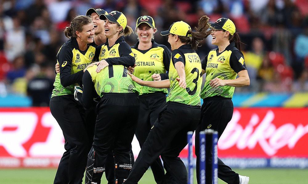 Women's T20 WC: Clinical Aus thrash B'desh by 86 runs