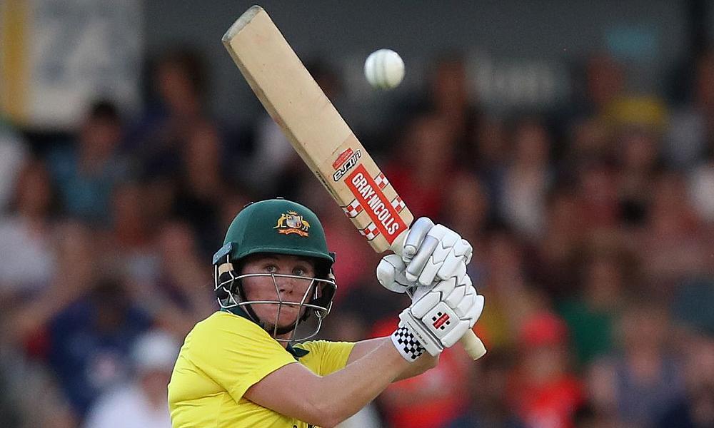 Australia Crush India By 85 Runs