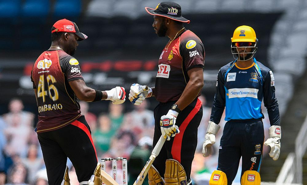 Trinbago Knight Riders canter to Caribbean Premier League title