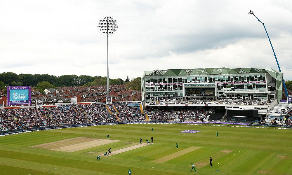 Coronavirus: Yorkshire quartet out of T20 Blast group games after positive test