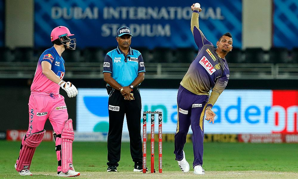 Sunil Narine`s bowling action gets green signal, taken off IPL warning list