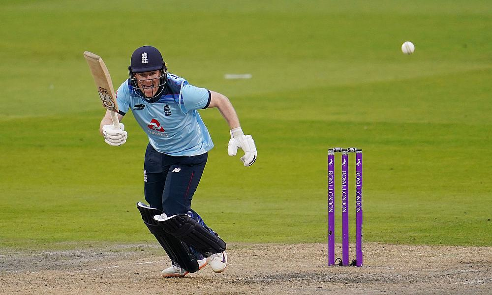 Time To Put On A Show, Says England Skipper Morgan