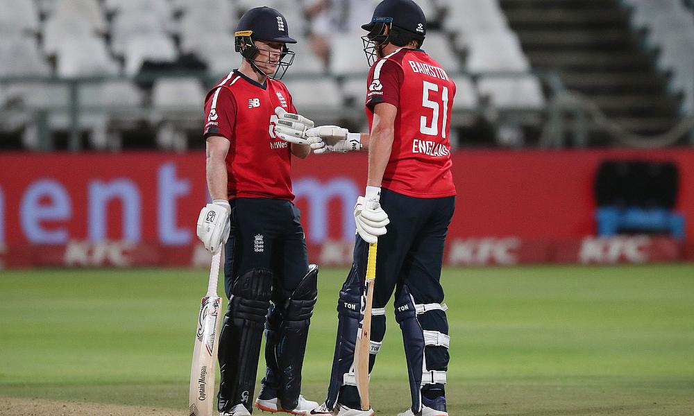 England's Malan and Buttler crush South Africa in 3rd T20I