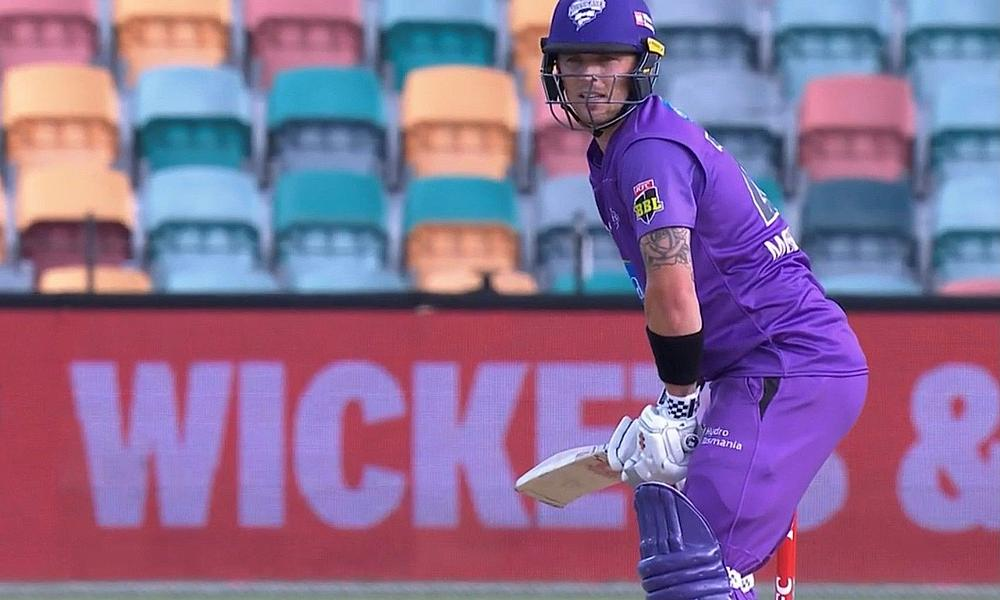 Brisbane Heat's Lewis Gregory bowls the worst delivery of BBL 2020-21