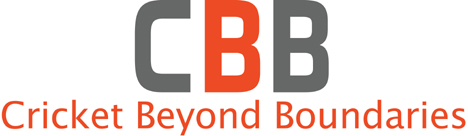 Cricket Beyond Boundaries - Logo
