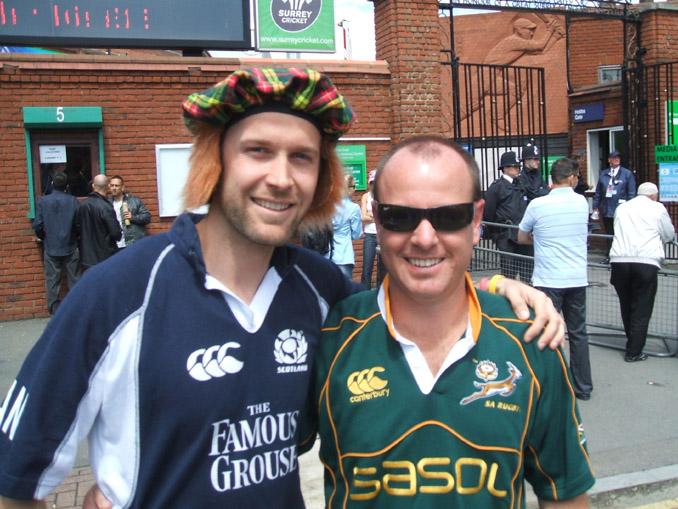 Dan Reeve and Brian McManus