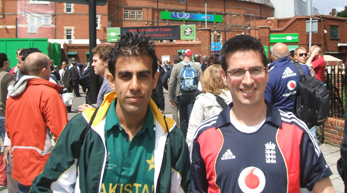 Rizwan Younus and Stephen Manns