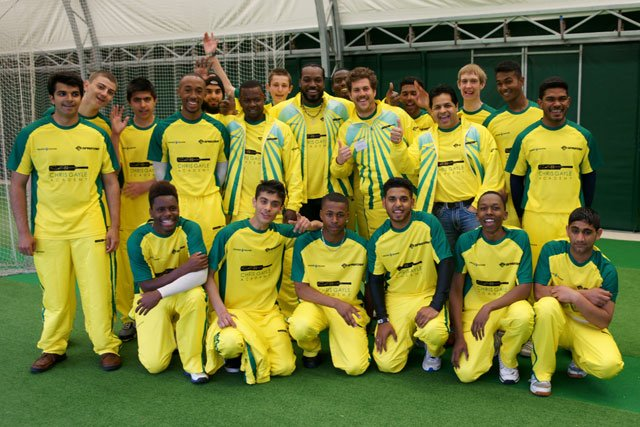 Chris Gayle Academy Launch, London