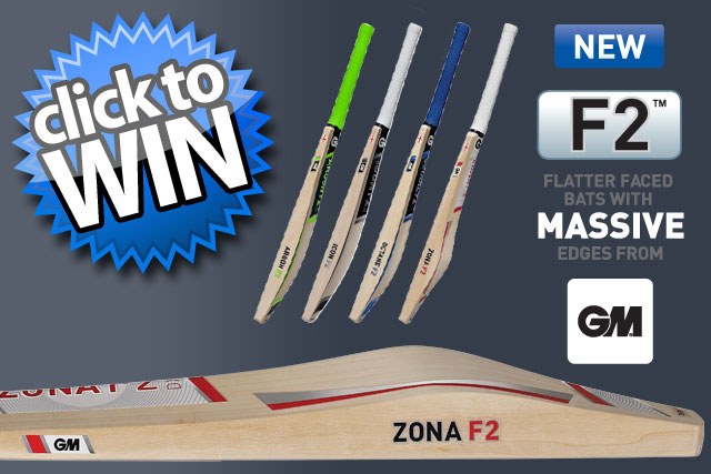 Win A GM Bat For The New Season