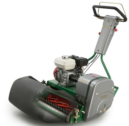 cricket square mower