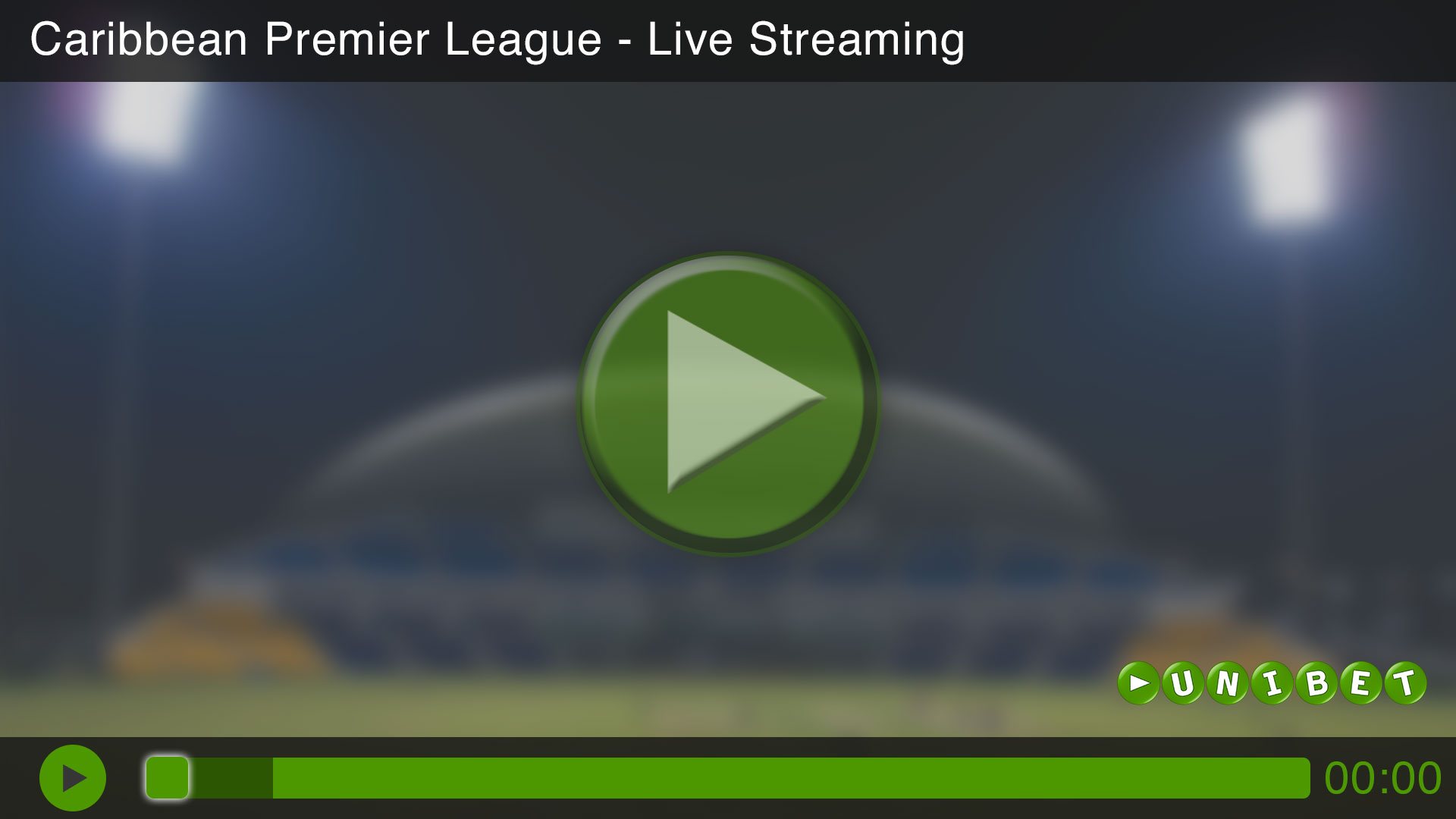 Caribbean Premier League - Live Cricket Streaming