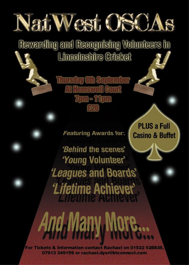 OSCAs - Rewarding and Recognising Volunteer