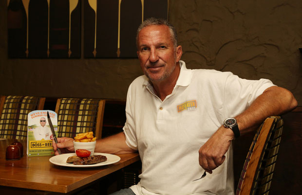 Sir Ian Botham - Boss Of Beef