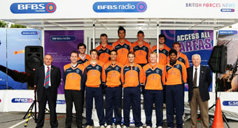 The NUSC T20 squad