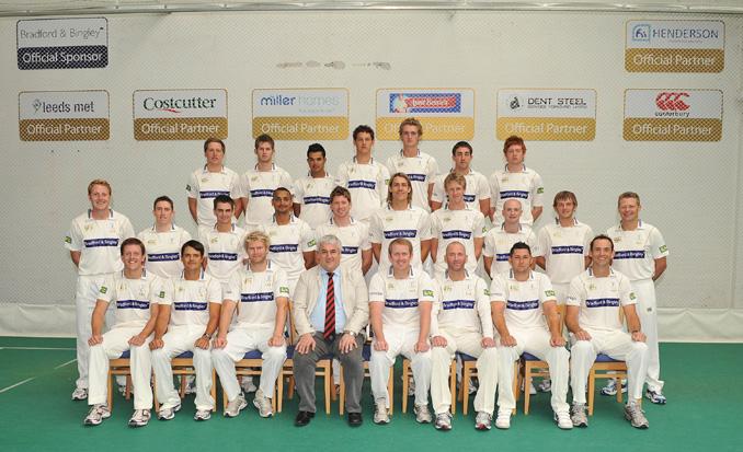 Yorkshire CCC