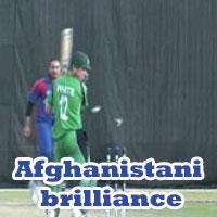Afghanistan humble Ireland