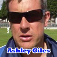 Ashley Giles talks to CWTV