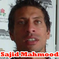 Sajid Mahmood talks to Cricket World® TV