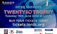 Tickets Available For IST20 At Lord's