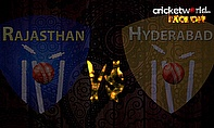 IPL8 Face-Off - Rajasthan v Hyderabad - Game 41