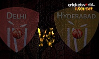 IPL8 Face-Off - Delhi v Hyderabad - Game 45