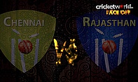 IPL8 Face-Off - Chennai v Rajasthan - Game 47
