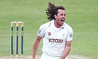 Ryan Sidebottom propels Yorkshire to consecutive championship title