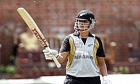 Fifty from Suzie Bates boost New Zealand Women to series victory
