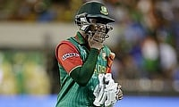 ICC reprimands Shakib Al Hasan for on-field conduct