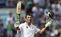 Younis Khan scored a match-winning century in the second Test in Abu Dhabi