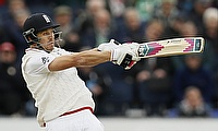 Nick Compton had two separate spells with Middlesex