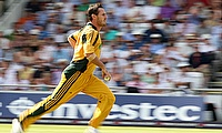 Shaun Tait has played 59 games for Australia spread across all the formats