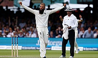 Moeen Ali (left) picked 10 wickets in the first Test at Lord's