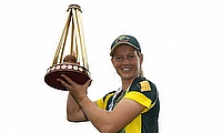 Meg Lanning led Australia to Ashes victory in 2015 in England
