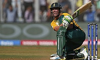 AB de Villiers registered his highest score in ODIs