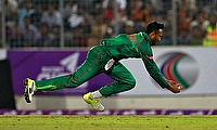 Shakib Al Hasan came up with a man of the match performance