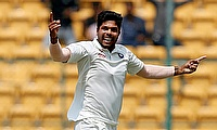 Umesh Yadav has been one of the standout performer in India's home season