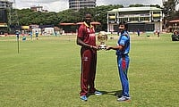 Jason Holder, Asghar Stanikzai