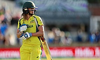 All-Rounder Ellyse Perry Spoke Ahead of Australia's Training Session