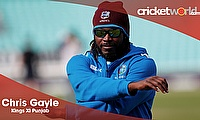 Cricket World Player of the Week - Chris Gayle Kings XI Punjab