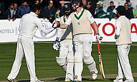 Cricket Ireland AUDIO  End of Day Four - Stuart Thompson, William Porterfield