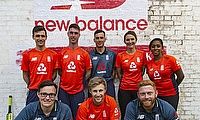 New Balance unveils official England Cricket kit with Make Your Mark campaign launch