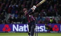Northants convincingly beat Notts by 49 runs in the North Group One Day Cup