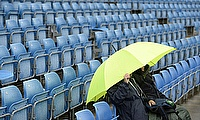 Match abandoned between Yorkshire & Nottinghamshire in One Day Cup