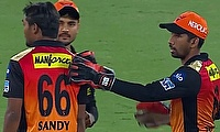 Sunrisers Hyderabad trump Kolkata Knight Riders to storm into the IPL Final