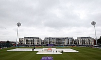 Royal London One Day Cup tie between Gloucestershire and Sussex – Match Abandoned